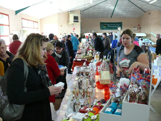 Bouillac'Expo : le marché de Noël.